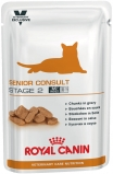 ROYAL CANIN VCN SENIOR CONSULT STAGE 2 (ВКН СЕНЬОР КОНСАЛТ СТЭЙДЖ 2), ПАУЧ / 100 г