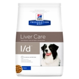 HILL'S Prescription Diet™ l/d™ Canine / Диета для поддержания здоровья собак с заболеваниями печени / 12 кг