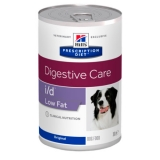 HILL'S Prescription Diet™ i/d™ Canine Low Fat / НИЗКОКАЛОРИЙНАЯ диета для собак для коррекции расстройств пищеварения / влажный корм / 370 г