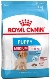 ROYAL CANIN MEDIUM PUPPY (МЕДИУМ ПАППИ) / 4 кг