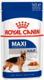 ROYAL CANIN MAXI ADULT / влажный корм для крупных собак / 140 г