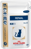 ROYAL CANIN RENAL FELINE WITH CHICKEN (РЕНАЛ ФЕЛИН C ЦЫПЛЕНКОМ), ПАУЧ / 85 г