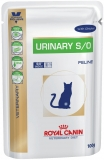 ROYAL CANIN URINARY S/О FELINE WITH CHICKEN (УРИНАРИ С/О ФЕЛИН С ЦЫПЛЕНКОМ), ПАУЧ / 100 г