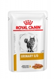 ROYAL CANIN URINARY S/О FELINE WITH CHICKEN (УРИНАРИ С/О ФЕЛИН С ЦЫПЛЕНКОМ), СОУС, ПАУЧ / 85 г