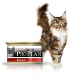 PRO PLAN ADULT CAT / ПАШТЕТ С КУРИЦЕЙ / 85 г