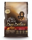 PRO PLAN DUO DELICE SMALL & MINI Лосось с рисом / 700 г